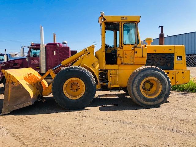 heavy duty equipment at Major Overhaul and Equipment repair shop