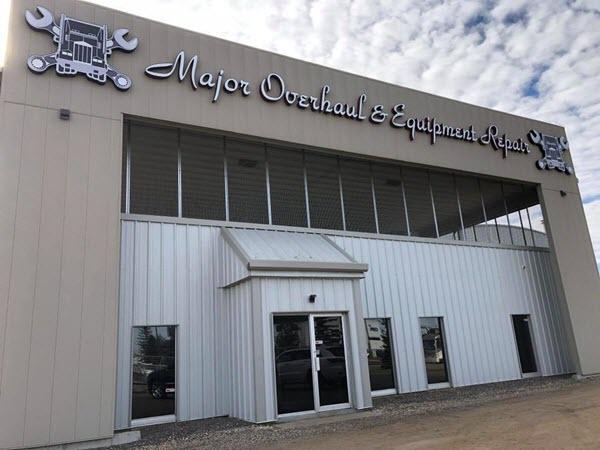 Major Overhaul and Equipment Repair Shop in Edmonton
