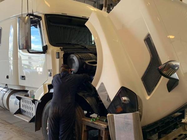 Truck repair in Edmonton
