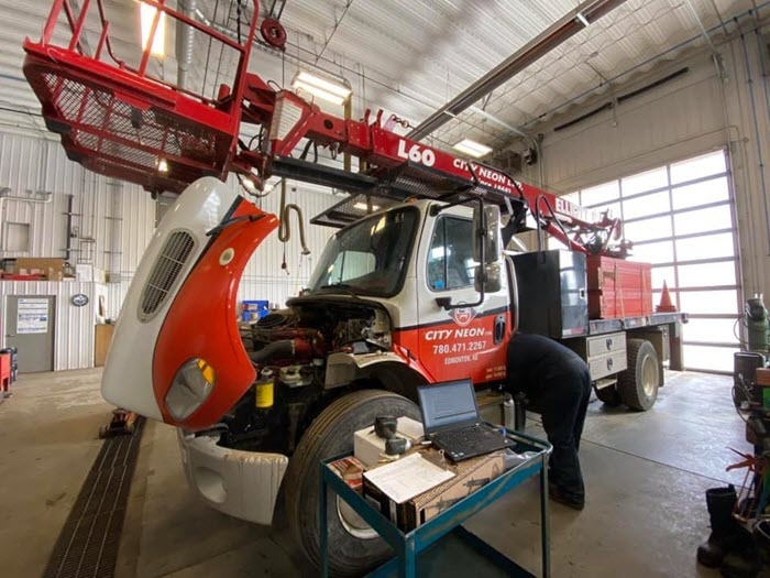 heavy duty mechanics considered essential services
